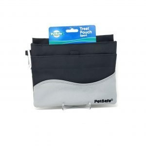 Black PetSafe Treat Pouch Sport
