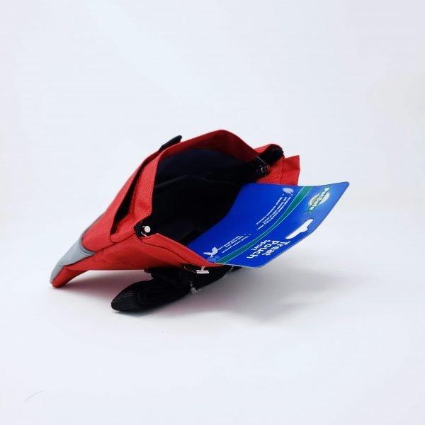 Red PetSafe Treat Pouch Sport