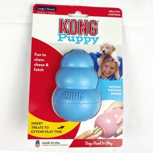 Large Blue Puppy Kong